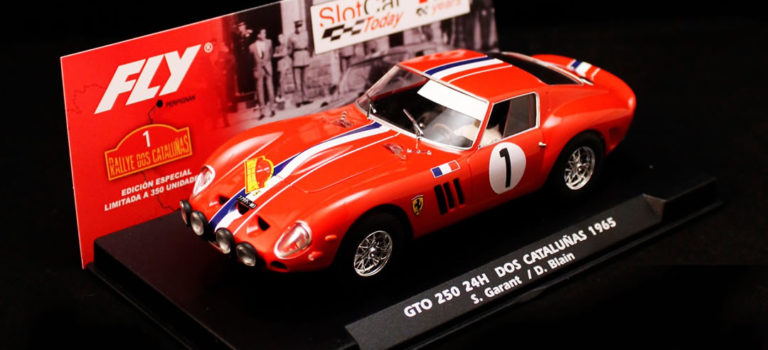 SlotCar Today: Une Ferrari 250 GTO pour les 10 ans du site