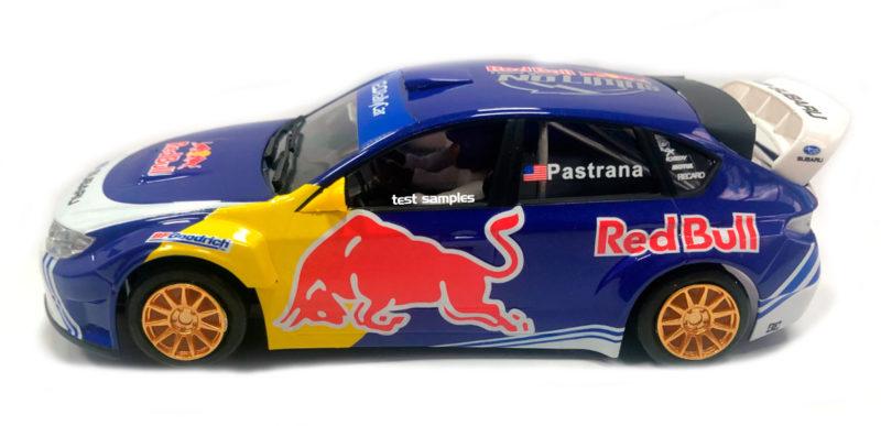 Subaru Impreza STI – Red Bull – Travis Pastrana Mont Washington 2010