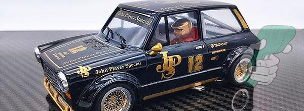 TTS l'Autobianchi A112 Abarth Gr.2 n.12 Team JPS