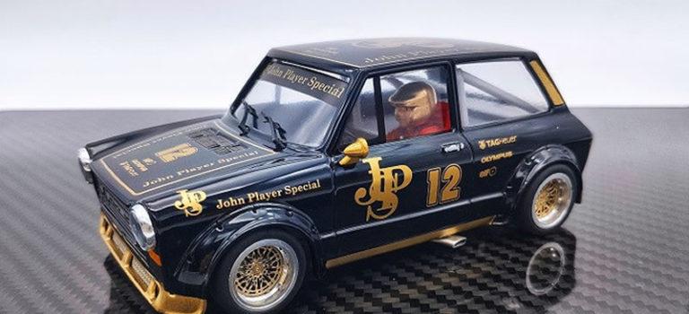 TTS: l'Autobianchi A112 Abarth Gr.2 #12 Team JPS
