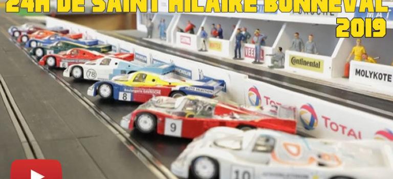 Les 24h de Saint Hilaire Bonneval de slot racing sont annoncés
