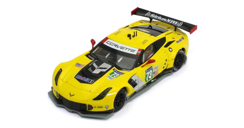C7R GT3 24H. Le Mans 2014 #73. Home Series - SC-6197