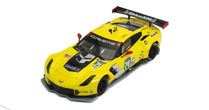 C7R GT3 24H. Le Mans 2014 #74. Home Series - SC-6198
