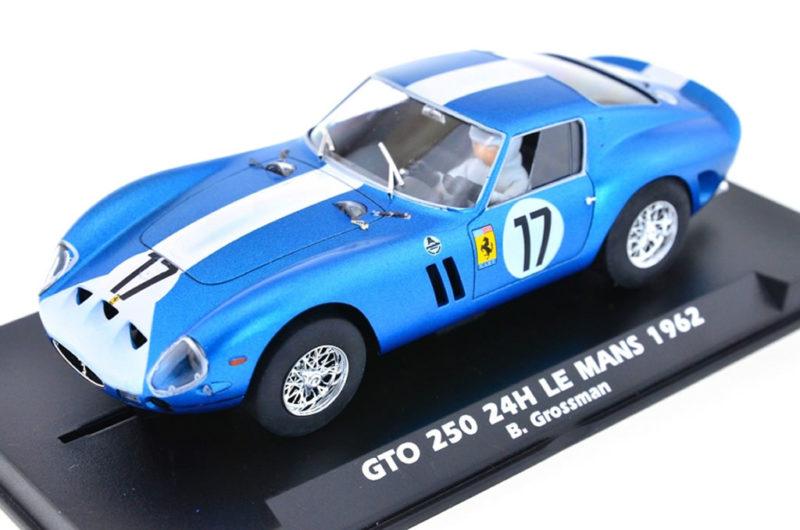 Ferrari 250 GTO # 17 de l'équipe NART - Fly Model Car - A2503