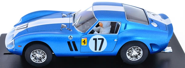 Fly Car Model la Ferrari 250 GTO NART LM 1962 25th ANNIVERSARY