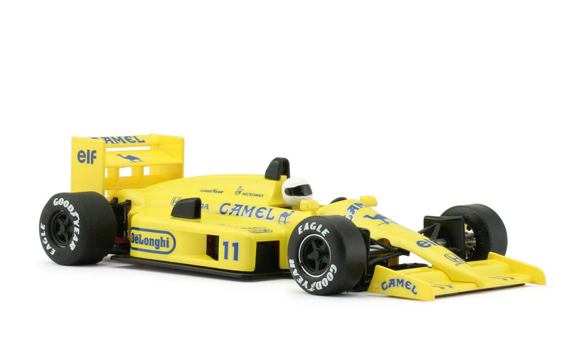 Formula 8689 - Camel #11 - Lotus Honda - Nakajima- 0202IL
