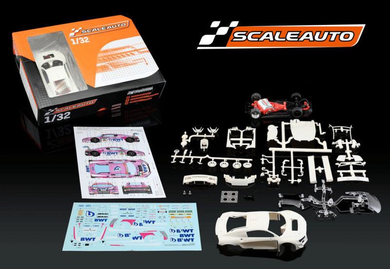 LMS GT3 ADAC GT Master 2018 #25 & #26 Mucke Motorsport - SC-6274RD