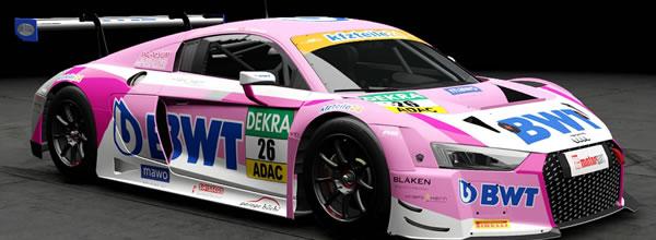 LMS GT3 ADAC GT Master 2018 - Mucke Motorsport