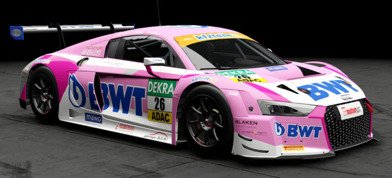Scaleauto: le Kit racing de la LMS GT3 ADAC GT Master 2018 – Mucke Motorsport