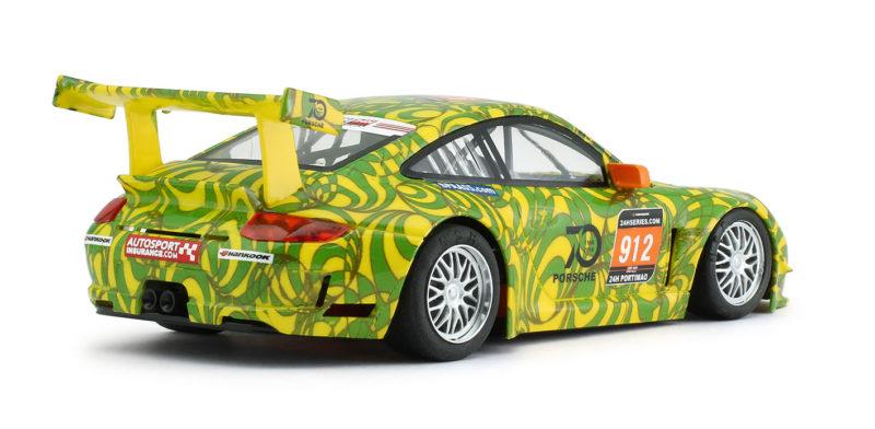 NSR - Porsche 997 GT3 - '18 24h Portimão #912