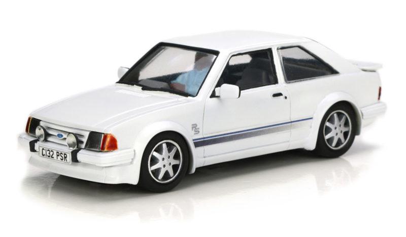 PCS - exemple du kit de la Ford Escort Mk3 RS Turbo S1