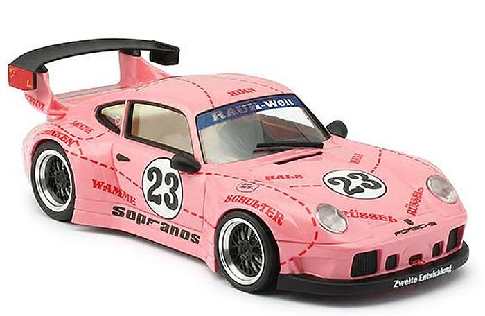 Porsche 911 GT2 #23 Pink Pig RefRS0110