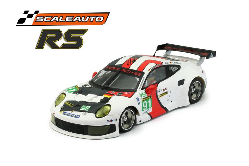 SC-6066 RS Porsche 991 RSR 24 h LM 2013 #91