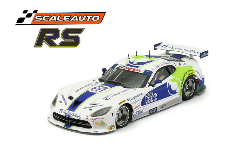 SC-6107 RS SRT Viper GTS-R 24 h Daytona 2015 #33