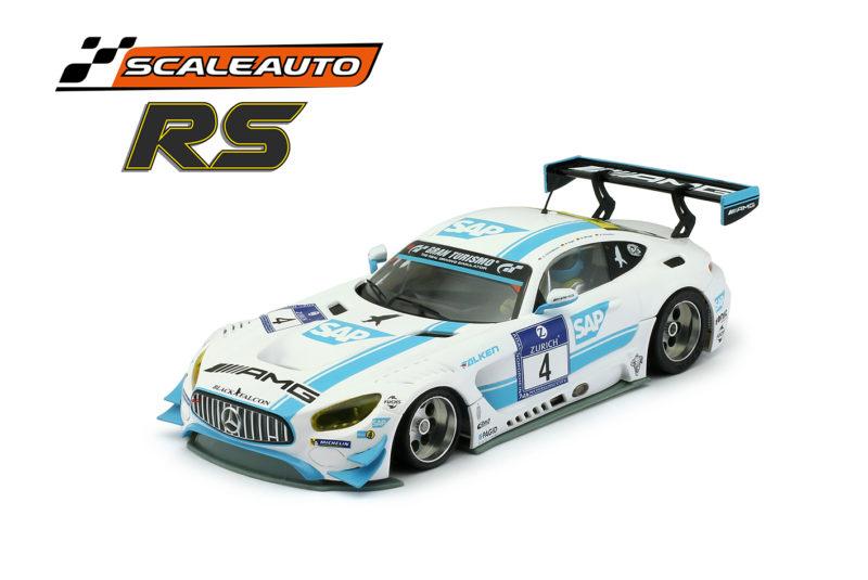 SC-6219 RS MB-A GT3 Nurburgring 2016 #4 1 er