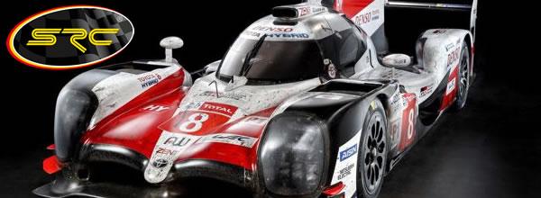 SRC Une promo pour les précommandes des Toyota TS050 #7 et #8 Le Mans Winner 2018