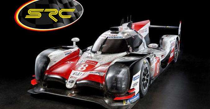 SRC: Une promo pour les précommandes des  Toyota TS050 #7 et #8 Le Mans «Winner» 2018
