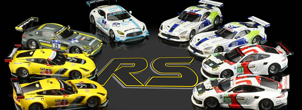 """Scaleauto: la gamme """"RS Supersport"""" approche"""