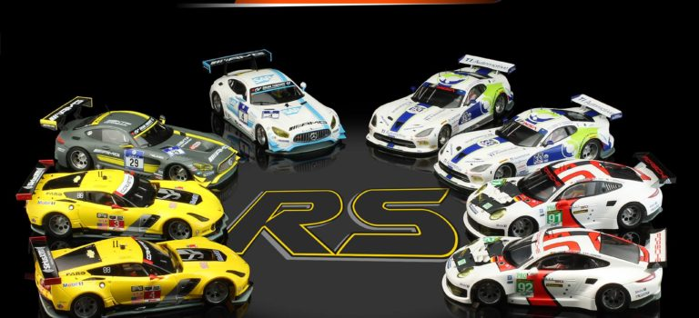 Scaleauto: la gamme «RS Supersport» approche