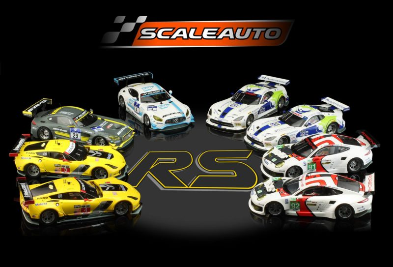 Scaleauto la gamme RS Supersport approche