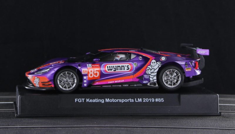 Sideways - Ford GT Wynn's Keating Motorsports LM 2019 #85 - SWCAR02A