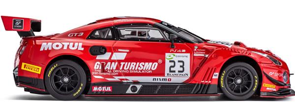 Slot.it: les photos officielles de la Nissan GT-R Nismo GT3