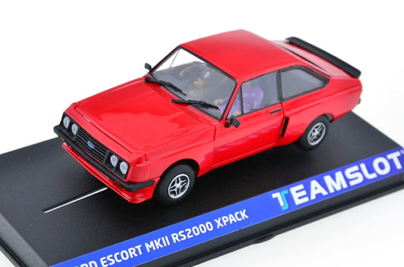 TeamSlot - Ford Escort MKII RS2000 X-PACK Route
