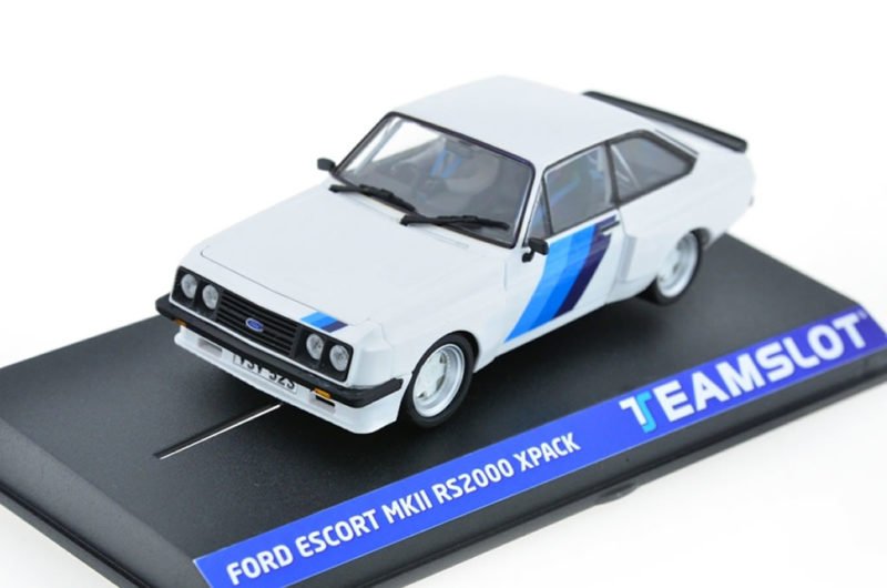TeamSlot - Ford Escort MKII RS2000 X-PACK Test Car