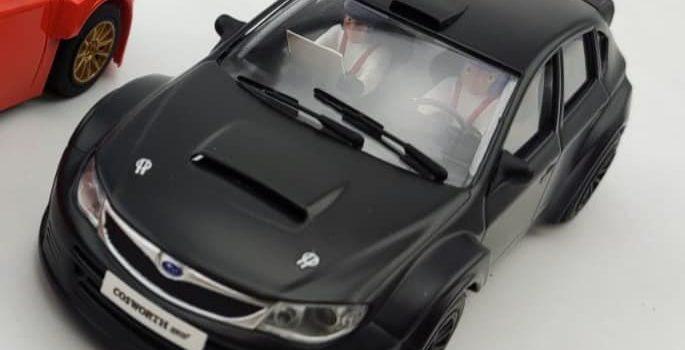 Avant Slot UK: la Subaru Cosworth STI CS400 en édition limitée