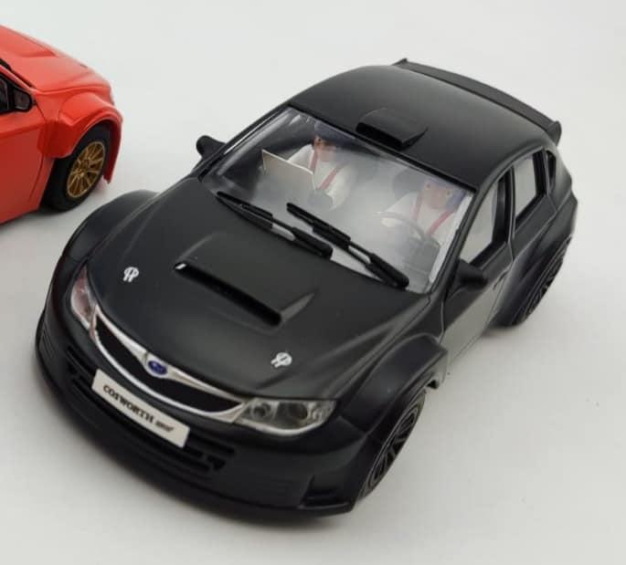 Avant Slot - Subaru Cosworth STI CS400 – UK Limited Edition
