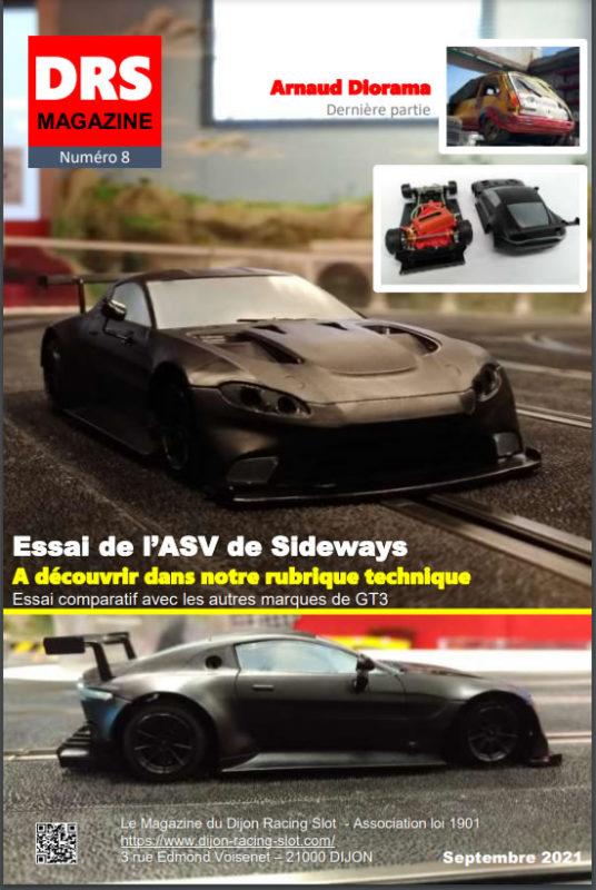 DRS Magazine #8