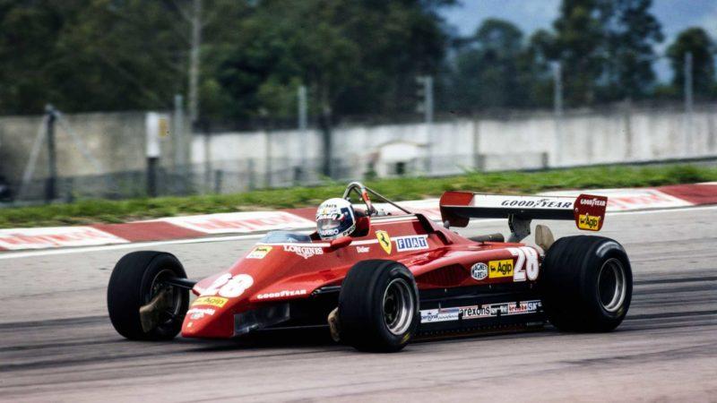 Ferrari 126C2 - photo ®ferrarichat