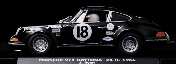 Fly Car Model: la Porsche 911 24 H Daytona 1966 J. Ryan