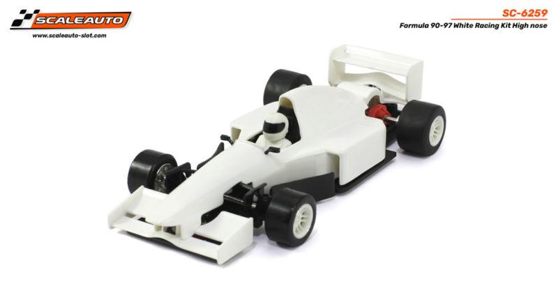Formula 1 Scaleauto 90-97 - sc-6259