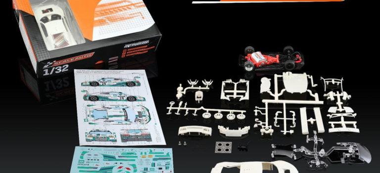 Scaleauto: le Kit racing de la LMS GT3 ADAC GT Master 2016 #28&#29 VLN Champion