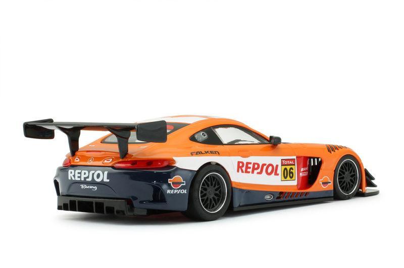 NSR-0206 Mercedes-AMG GT3 #06 Repsol Orange