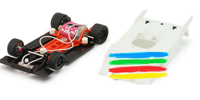 NSR: Des kits en couleur pour la Porsche 917/10