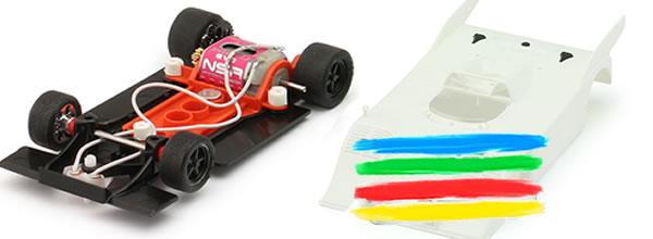NSR: Des kits de couleur pour la Porsche 917/10