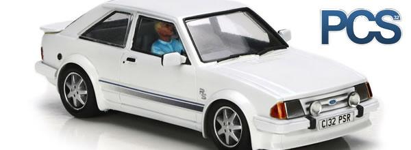 PCS: la Ford Escort Mk3 RS Turbo S1