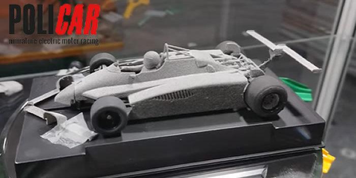 Policar: Découvrez la Ferrari 126 C2 pour le slot