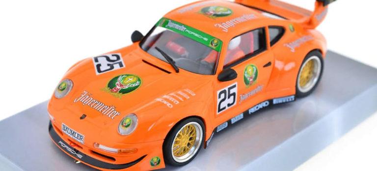 Revoslot: la Porsche 911 GT2 Jägermeister #25
