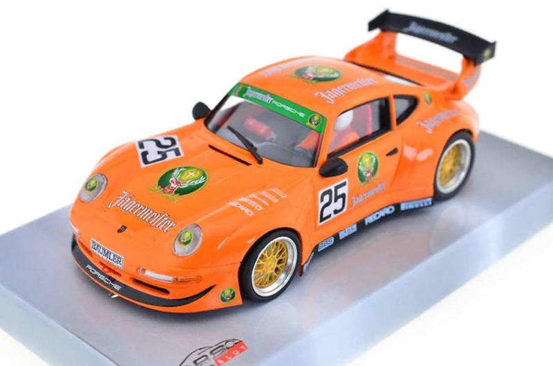 Porsche 911 GT2 Jägermeister # 25 RS-109 Revoslot