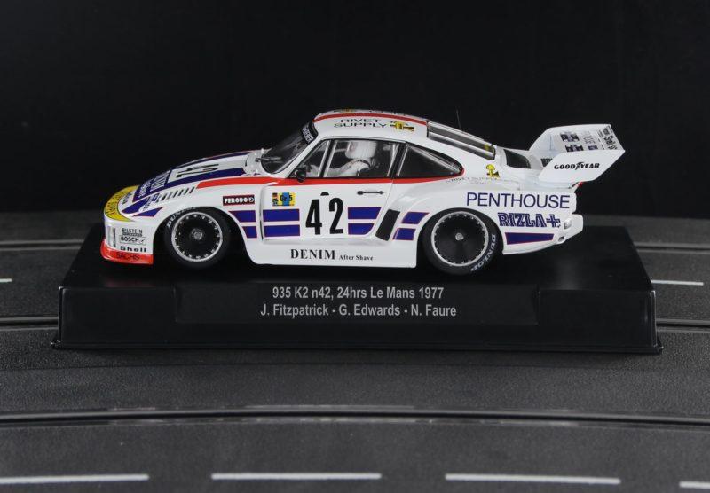 Porsche Kremer 935K2 1977 24 Hours Of Le Mans - Sideways SW74