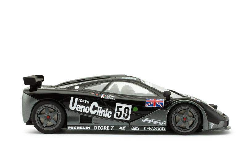 RS0100- McLaren F1 GTR Uneo Le Mans 1995 #59