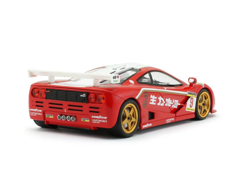 RS0101- McLaren F1 GTR Jacadi 3H Zuhai 1995 #09