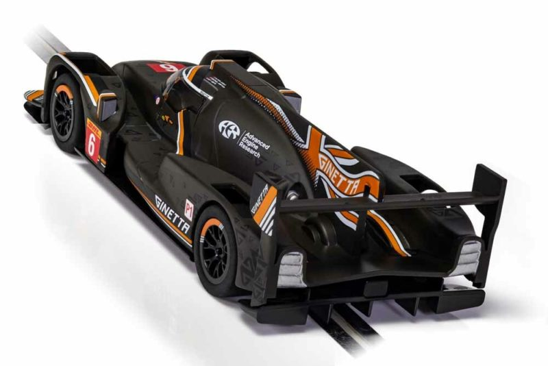 Scalextric - Ginetta G60-LT-P1 - Silverstone 4 Hours 2019 - C4264