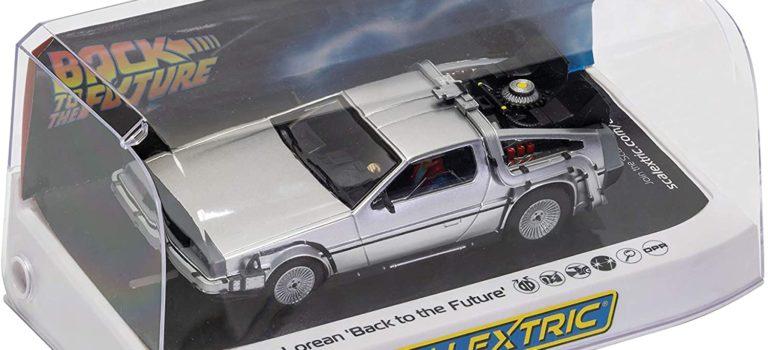 Scalextric: La DeLorean version Back to the Future 2 est arrivée C4249