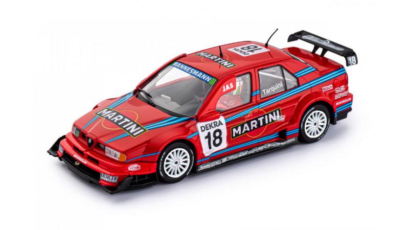 Slot it l'Alfa Romeo 155 V6 TI n.18 Mugello ITC 1996 - CA45b