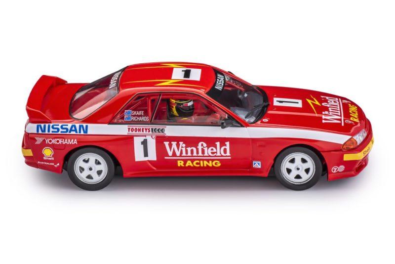Slot.it la Nissan Skyline GT- 1992 1st Bathusrt 1000 - CA47d