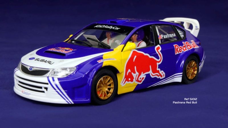 Subaru Impreza STI – Red Bull – Travis Pastrana Mont Washington 2010 (ref 51012)